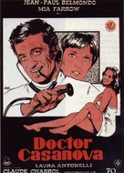 Docteur Popaul - Spanish Movie Poster (xs thumbnail)