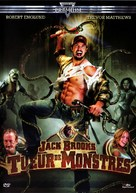 Jack Brooks: Monster Slayer - French Movie Cover (xs thumbnail)