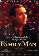 The Family Man - Spanish Movie Poster (xs thumbnail)