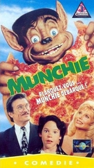 Munchie - French VHS movie cover (xs thumbnail)