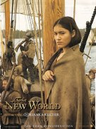 The New World - For your consideration movie poster (xs thumbnail)