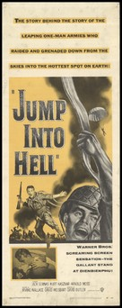 Jump Into Hell - Movie Poster (xs thumbnail)