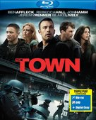 The Town - Blu-Ray cover (xs thumbnail)