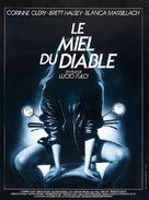 Il miele del diavolo - French Movie Poster (xs thumbnail)