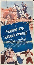 Satan's Cradle - Movie Poster (xs thumbnail)