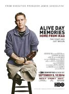 Alive Day Memories: Home from Iraq - poster (xs thumbnail)