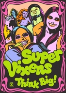 Supervixens - Homage poster (xs thumbnail)