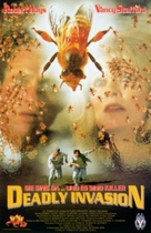 Deadly Invasion: The Killer Bee Nightmare - German poster (xs thumbnail)