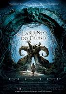 El laberinto del fauno - Portuguese Movie Poster (xs thumbnail)