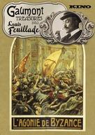 L'agonie de Byzance - DVD cover (xs thumbnail)