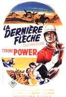 Pony Soldier - French Movie Poster (xs thumbnail)