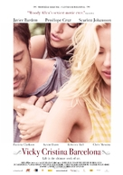 Vicky Cristina Barcelona - Dutch Movie Poster (xs thumbnail)