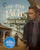 One-Eyed Jacks - Blu-Ray movie cover (xs thumbnail)