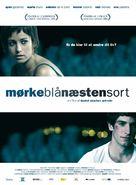 Azuloscurocasinegro - Danish Movie Poster (xs thumbnail)