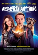 Absolutely Anything - Portuguese Movie Poster (xs thumbnail)