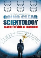 Going Clear: Scientology and the Prison of Belief - French DVD cover (xs thumbnail)