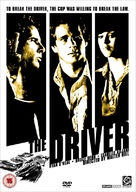 The Driver - British DVD cover (xs thumbnail)