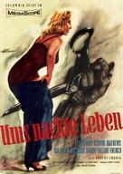 The Garment Jungle - German Movie Poster (xs thumbnail)