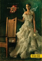 The Hunger Games: Catching Fire - Hungarian Movie Poster (xs thumbnail)