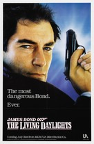 The Living Daylights - Movie Poster (xs thumbnail)