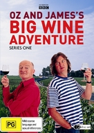 """Oz & James's Big Wine Adventure"" - Australian Movie Cover (xs thumbnail)"