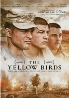 The Yellow Birds - DVD movie cover (xs thumbnail)
