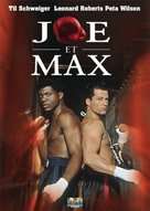 Joe and Max - French DVD cover (xs thumbnail)