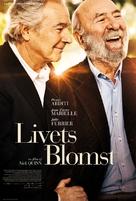 La fleur de l'âge - Danish Movie Poster (xs thumbnail)