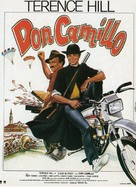 Don Camillo - French Movie Poster (xs thumbnail)