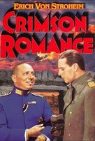 Crimson Romance - DVD cover (xs thumbnail)