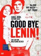 Good Bye Lenin! - German DVD cover (xs thumbnail)