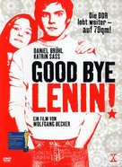 Good Bye Lenin! - German DVD movie cover (xs thumbnail)