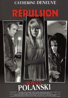 Repulsion - French Movie Cover (xs thumbnail)