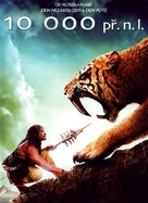 10,000 BC - Czech Movie Cover (xs thumbnail)