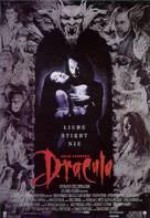 Dracula - German Movie Poster (xs thumbnail)