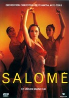 Salomé - Turkish Movie Cover (xs thumbnail)