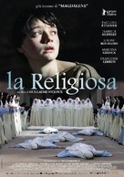 La religieuse - Italian Movie Poster (xs thumbnail)