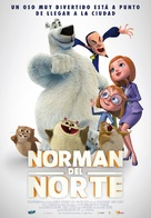 Norm of the North - Spanish Movie Poster (xs thumbnail)