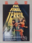 The Final Terror - DVD movie cover (xs thumbnail)