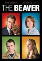 The Beaver - DVD cover (xs thumbnail)