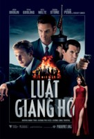 Gangster Squad - Vietnamese Movie Poster (xs thumbnail)
