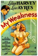 My Weakness - Movie Poster (xs thumbnail)