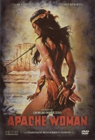 Una donna chiamata Apache - German DVD movie cover (xs thumbnail)