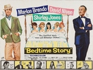 Bedtime Story - British Movie Poster (xs thumbnail)