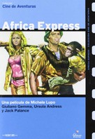 Africa Express - Spanish Movie Cover (xs thumbnail)