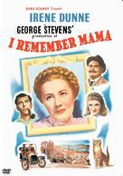 I Remember Mama - DVD cover (xs thumbnail)