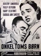 Bright Road - Danish Movie Poster (xs thumbnail)