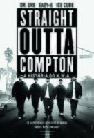 Straight Outta Compton - Brazilian Movie Poster (xs thumbnail)