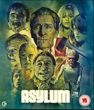 Asylum - British Movie Cover (xs thumbnail)