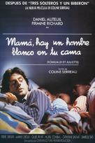 Romuald et Juliette - Spanish Movie Poster (xs thumbnail)